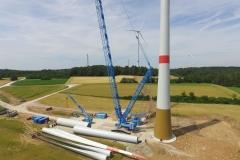 Windpark Litzendorf/Hohenellern
