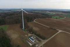 Windkraftanlage Fernreuth